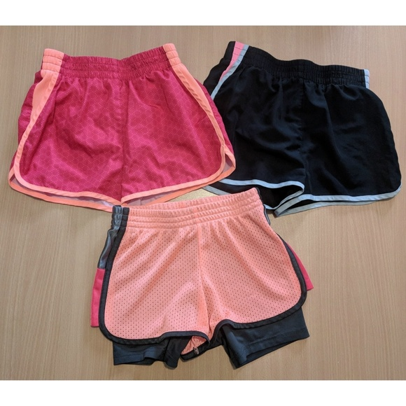Champion Other - Size 7/8 - 3 pairs of athletic shorts
